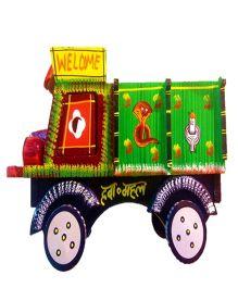 Desi Toys Wooden Truck