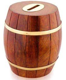 Desi Toys Wooden Paise Ka Pitara