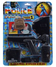 Nuage Police Force Crime Fighter Set