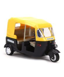 Speedage Junior Auto Rickshaw Model (Color May Vary)