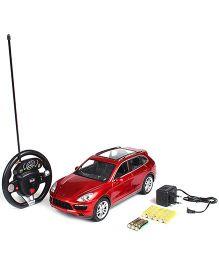 MZ Remote Controlled Porsche Cayanne Car