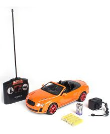 MZ Remote Controlled Bently GT Supersport Ragtop Car