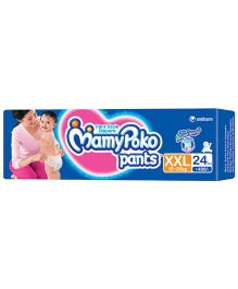 Mamy Poko Pants Pant Style Diapers Extra Extra Large- 24 Pieces