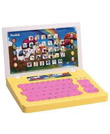 Prasid English Teacher Laptop - Multi Colour