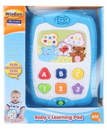 Winfun Baby Learning Pad (Color May Vary)