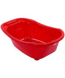 Fab N Funky Baby Bath Tub - Red