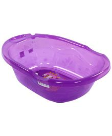 Fab N Funky Baby Bath Tub - Purple