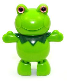 Baby Steps Backstroke Water Toy Wind Up Frog