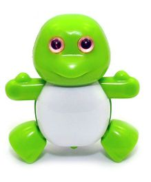 Baby Steps Back Stroke Water Toy Wind Up Turtle