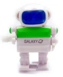 Baby Steps Galactic Wind Up Robot
