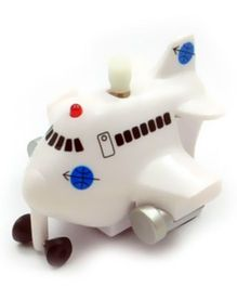 Baby Steps Jet Plane Non Fall Wind Up
