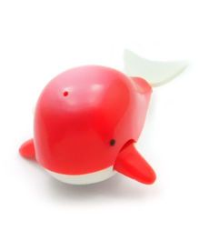 Baby Steps Swimming Creature Water Toy Wind Up Whale