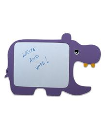 Skillofun White Board Hippo Shape