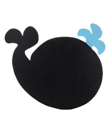 Skillofun Black Chalk Board - Whale Shape