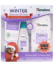 Himalaya Herbal Winter Baby Care Gift Pack