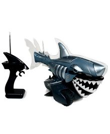 Illumivor Remote Control Mecha Shark - Black