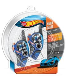Hotwheels Walkie Talkies - Blue