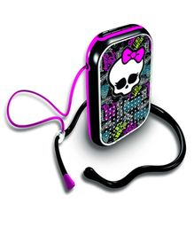 Monster High Creepy Cool Microphone