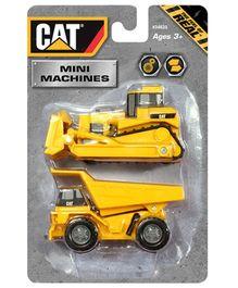 CAT Mini Machines - Pack Of 2