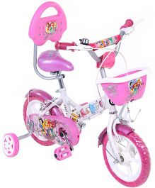 Hero Cycles Disney Princess 12T Bicycle - White