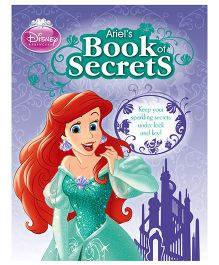 Parragon Disney Princess Ariels Book of Secrets - English