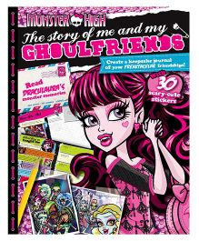 Parragon Monster High Ghoulfriends Book - English