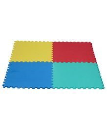 Kiddy Fitness Flooring Mat - 4 Pieces