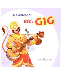 Chinmaya Mission Hanumans Big Gig - English