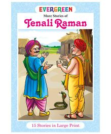 Evergreen More Stories of Tenali Raman - English