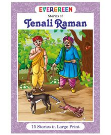 Evergreen Stories Of Tenali Raman - English
