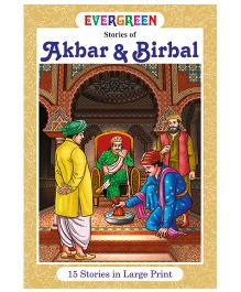 Evergreen Stories Of Akbar Birbal - English