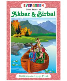 Evergreen More Stories Of Akbar Birbal- English