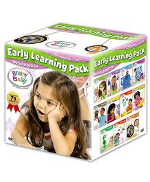 Sony Brainy Baby Early Learning Pack - Set of 11 DVDs