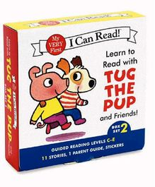 Harper Collins Tug The Pup and Friends Box Set 2 - 11 Stories