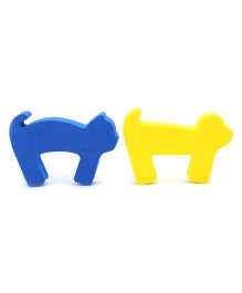 Cutez Door Guards Blue - 2 Pieces