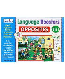 Creative Language Boosters Opposites