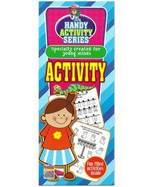 Hello Friend Handy Activity Book