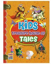 Hello Friend Kids Treasure House of Tales Book - English