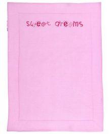 Taftan Small Quilt Sweet Dreams Pink