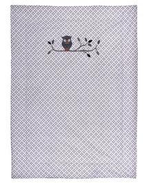 Taftan Small Quilt Owl
