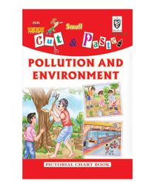 Indian Book Depot map house Cut And Paste Book Pollution And Environment - English