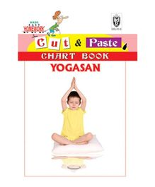 Indian Book Depot map house Cut And Paste Book Yogasan - English