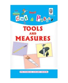 Indian Book Depot map house Cut And Paste Book Tools And Measures - English