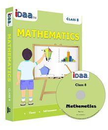 iDaa CD CBSE Mathematics Class 8 - English