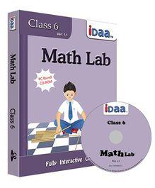 iDaa CD CBSE Math Activity Class 6 - English