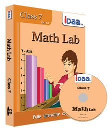 iDaa CD CBSE Math Activity Class 7 - English