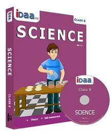 iDaa CD CBSE Science Class 6 - English