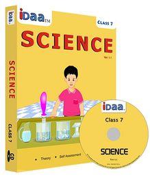 iDaa CD CBSE Science Class 7 - English