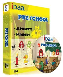 iDaa CD PreSchool 1 - English