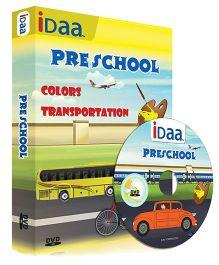 iDaa CD PreSchool 1 - English